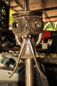 Un exemple de métier d'art lié à la métallurgie