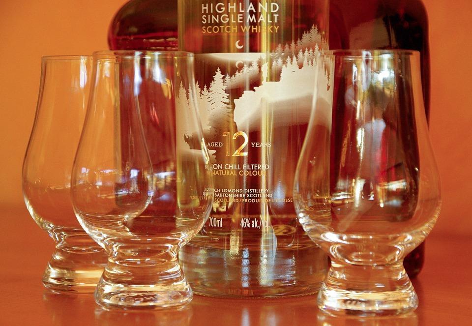 Lancement de la catégorie whisky