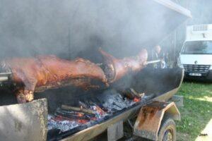 cochon braisé