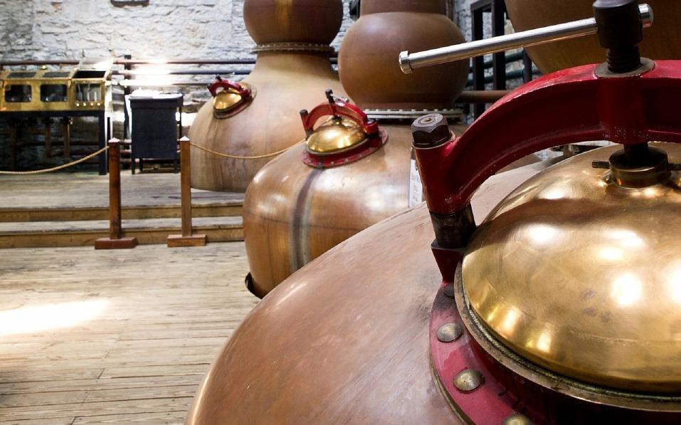 Le Whisky et la recherche des arômes
