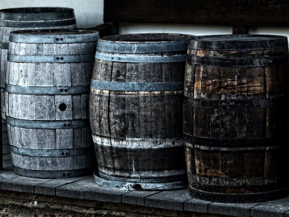 Les Origines du whisky