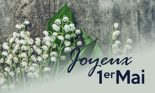 Le 1er mai, la fête du muguet
