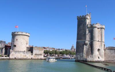 La Rochelle, le salon du couteau. On y était