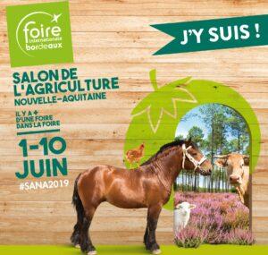 Salon de l'agriculture nouvelle aquitaine 2019