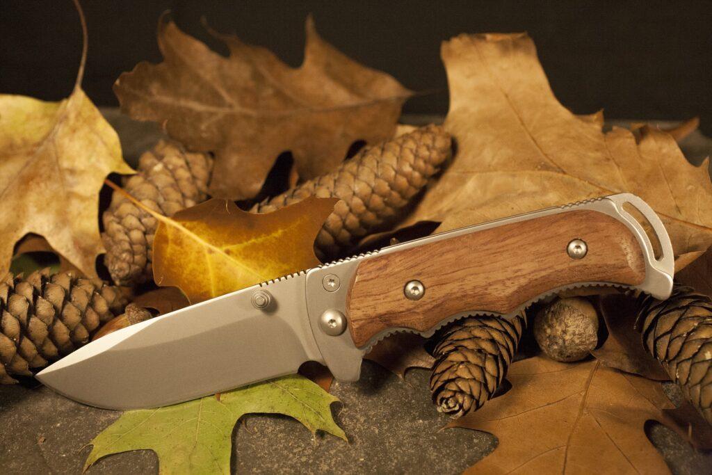 couteau artisanal