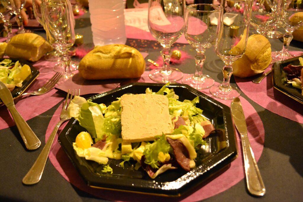 le foie gras, un plat gastronomique gastronomie
