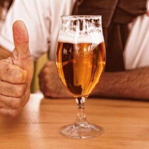 Choppe à Bière