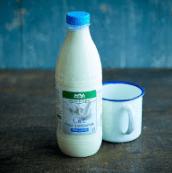 lait frais pasteurisé demi-écrémé