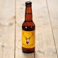 Bière blonde Volcelest
