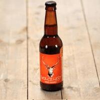 Bière ambrée Volcelest