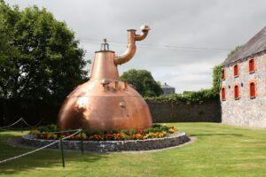 Distillerie whiskies irlandais
