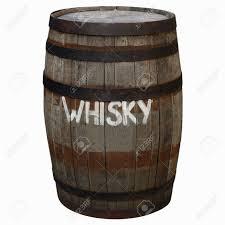 Whisky, elevage en barriques /chêne