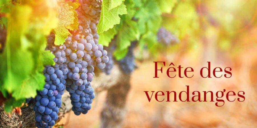 Fête des vendanges en Provence ence