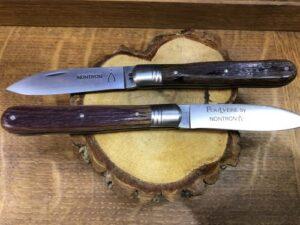 Couteaux de Nontron, le sigle
