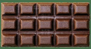 Une Plaque de cochocolats