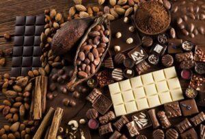 Fève de Cacao, chocolat