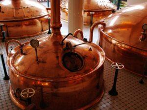 Cuves à bières