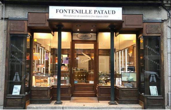 Coutellerie Fontenille Pataud,