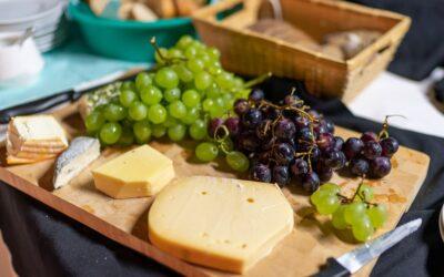Présentation des fromages français