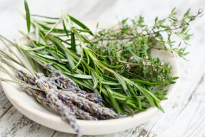 Les herbes aromatiques