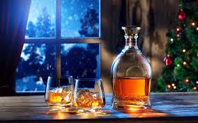 Verres et carafes à Whisky