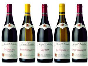 Bouteilles de Bourgogne