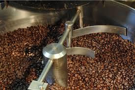 Torréfication des fèves de Cacao
