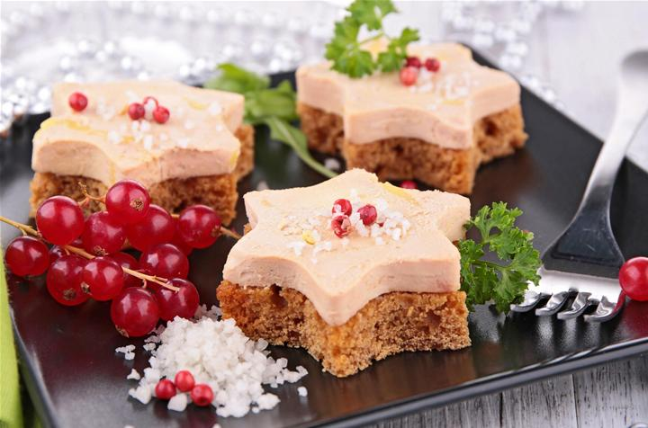 Foie gras d'oie ou de canard