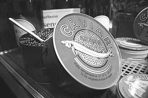 Caviar français