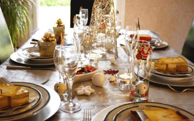 Le Réveillon de Noël, la fête avec un foie gras