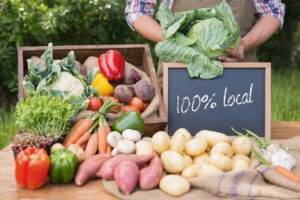 Légumes anciens, 100% local