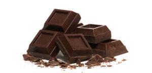 Carré de chocolat,