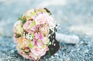 Bouquets marriés