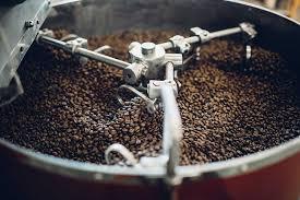 Machine à torréfier café,