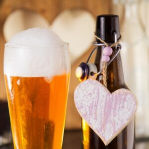 Bières Saint Valentin