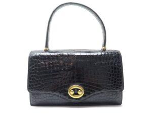 Sacs cuir vintage Hermès,