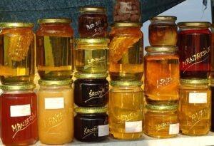 Les Pots de Miel,