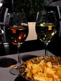 Verres à vin blanc, rouge,