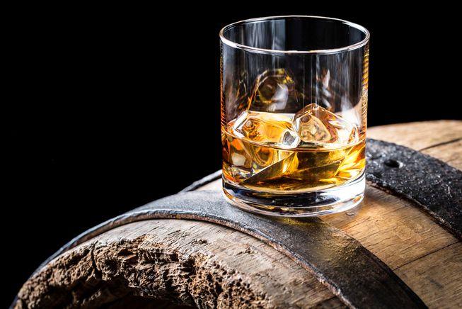 Barriques à whisky