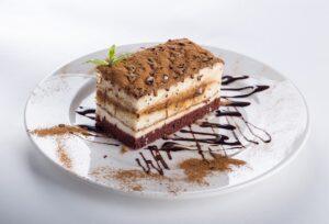 Gâteau du dessert