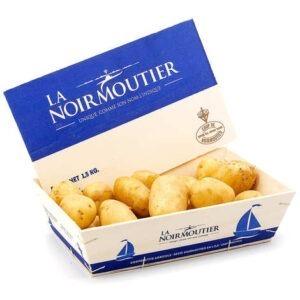Cagette Pomme de terre Noirmoutier,