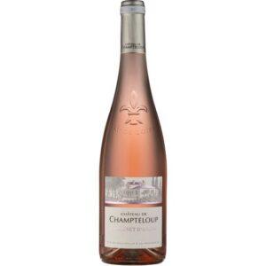 Rosé du Château de Champteloup,