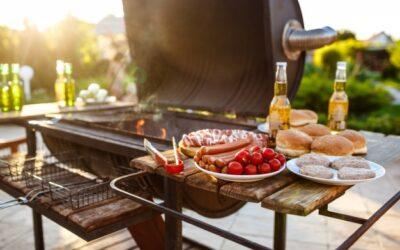 Les derniers week-end d'été, barbecue ou plancha