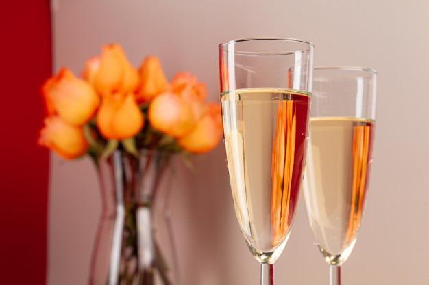 Le champagne Rosé, son origine, son histoire