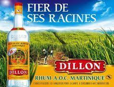 Rhum Agricole Dillon,