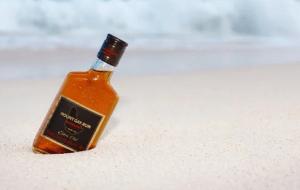 Le Mount gay Rum,