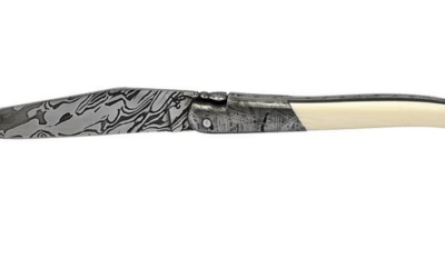Les différents matériaux pour manche de couteau