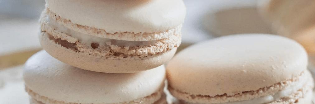 Les macarons au foie gras,