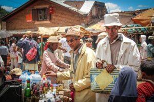 Marché de Madagascar,