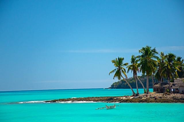 Ile de Madagascar,
